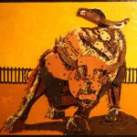 Di Modica's Charging Bull